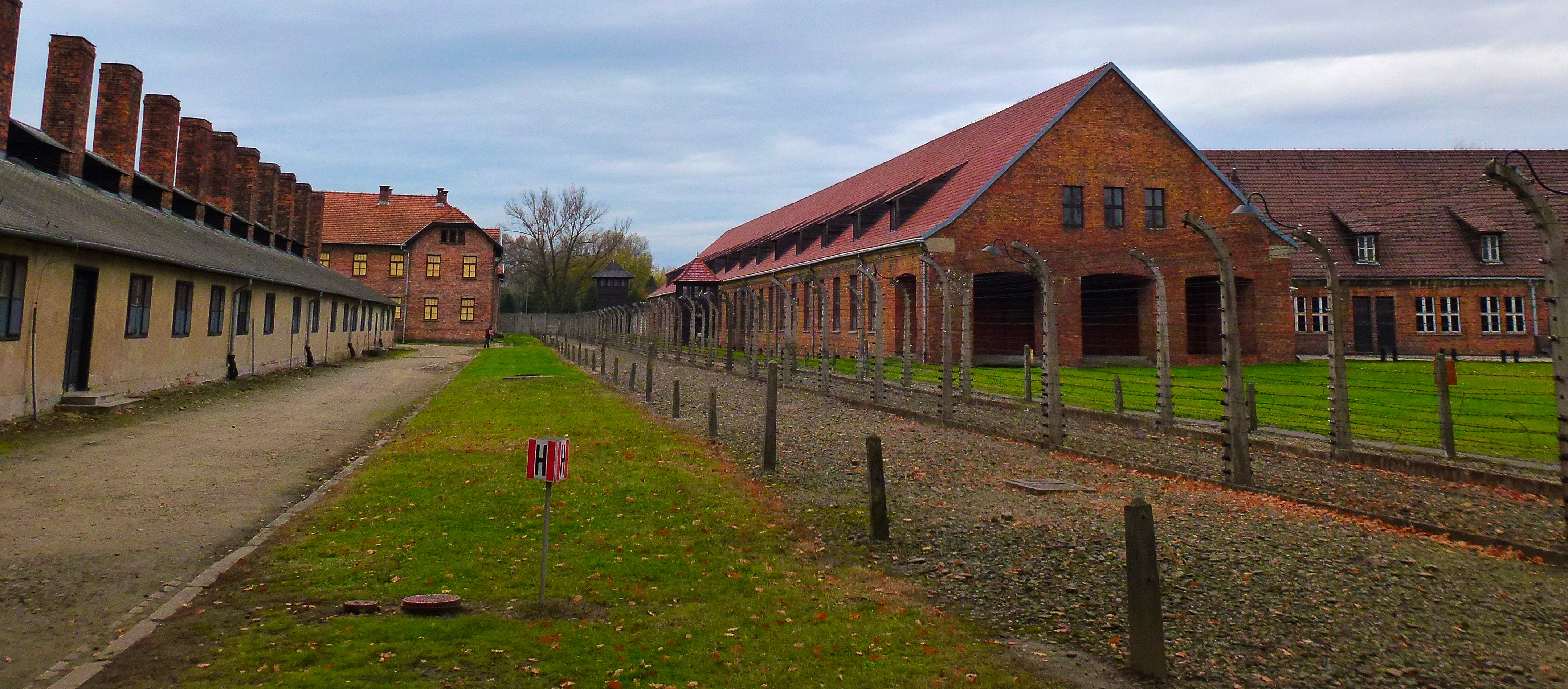 My Visit to Auschwitz