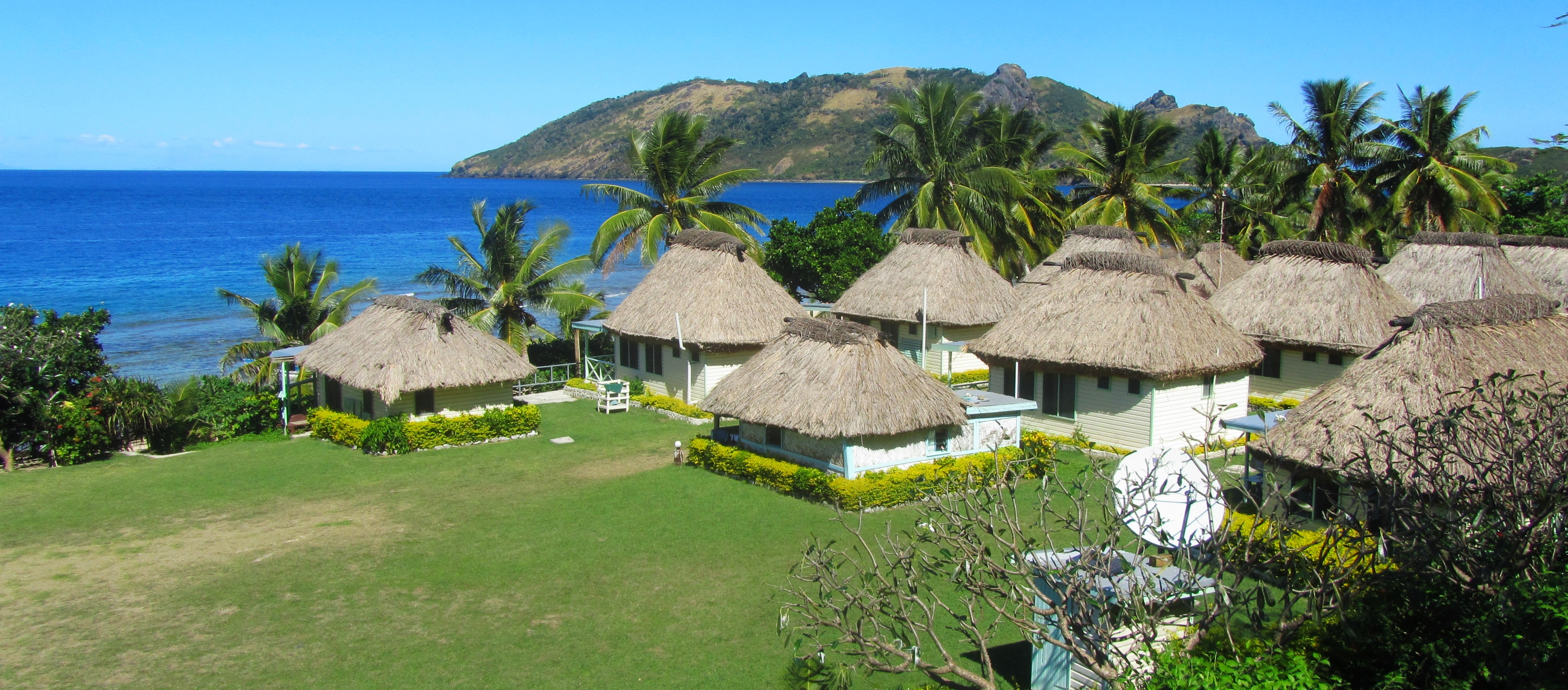 Bula! And Welcome to Fiji