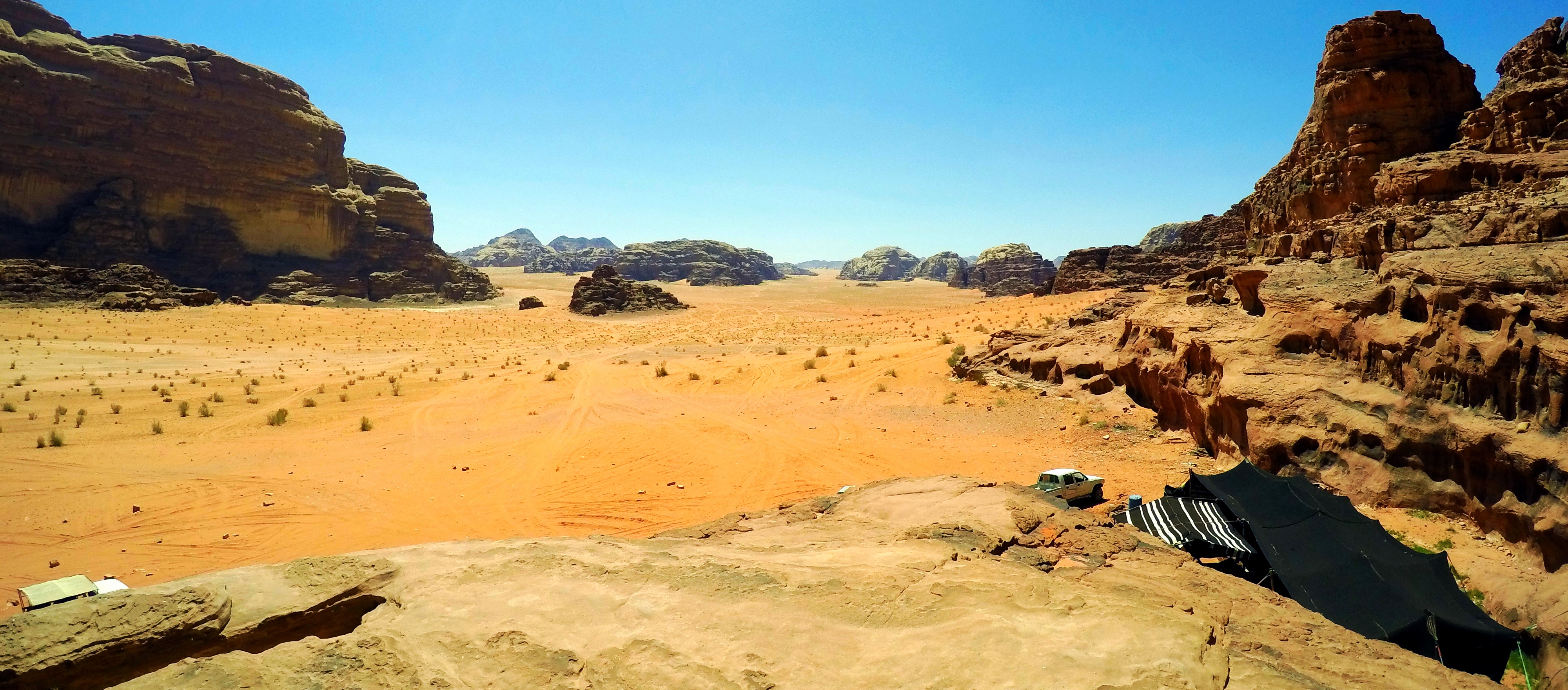 The Magic of Wadi Rum