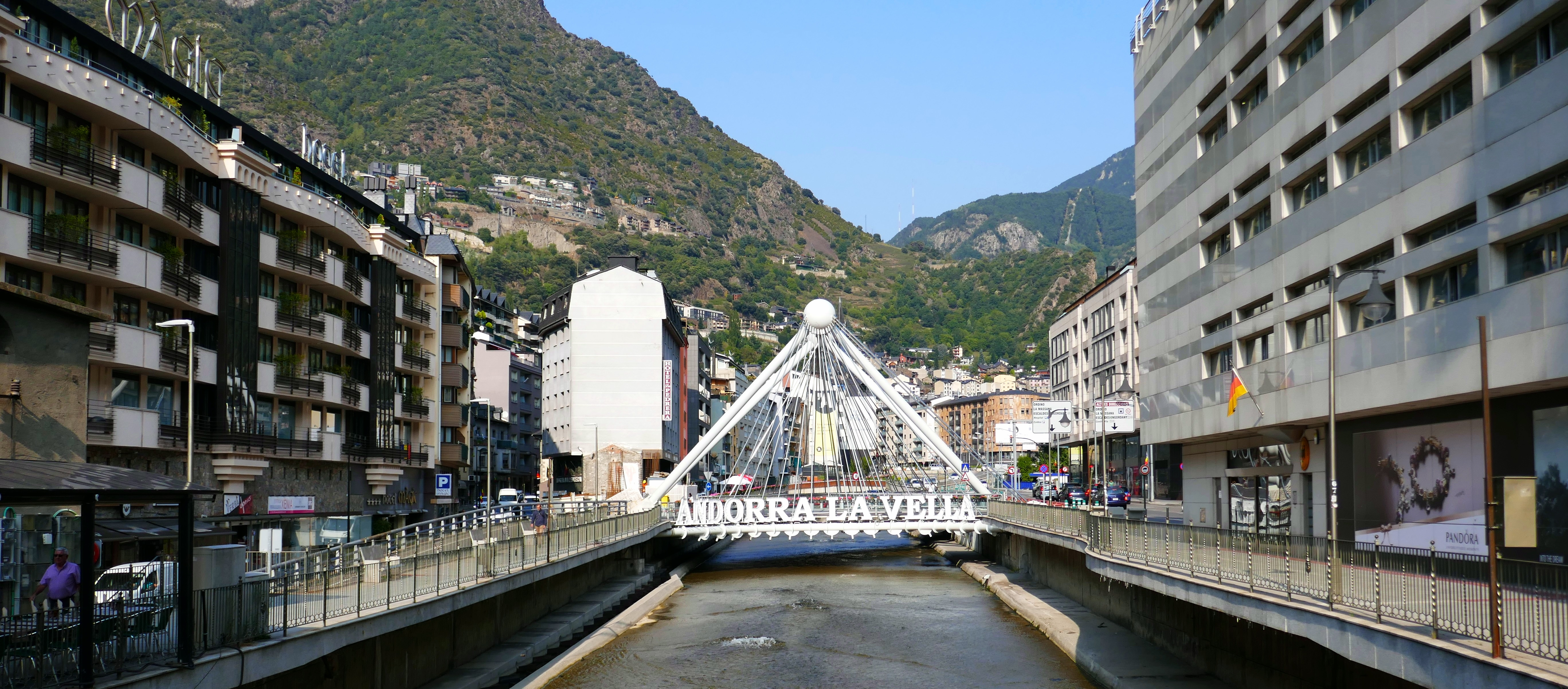 Andorra Is A Mini Country Wedged Between France And Spain High In The Pyrenees Mountains Its Known For Ski Slopes Resort Facilities Duty Free