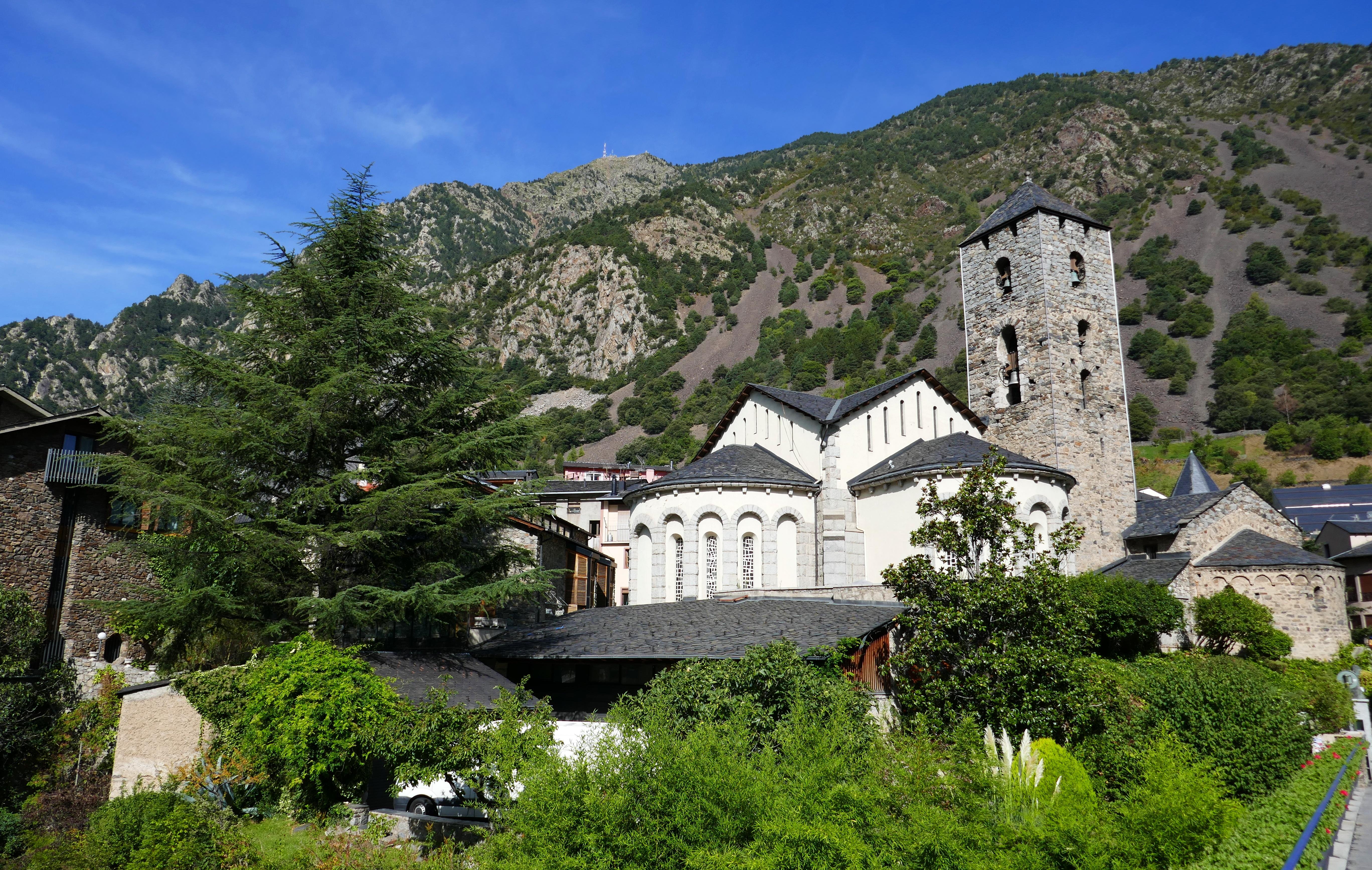 A Beautiful Day In Andorra La Vella